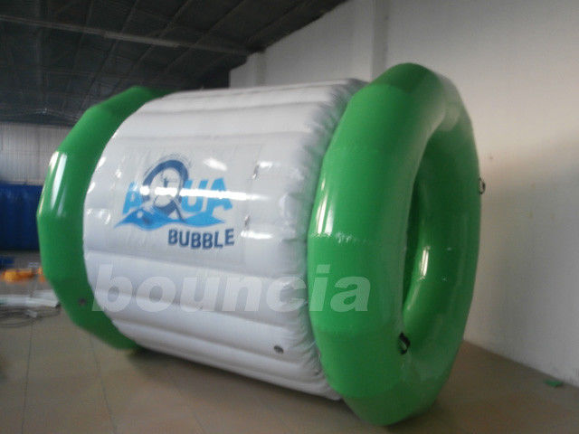 2.5m Inflatable Water Roller With 0.9mm PVC Tarpaulin Fabric For Pool