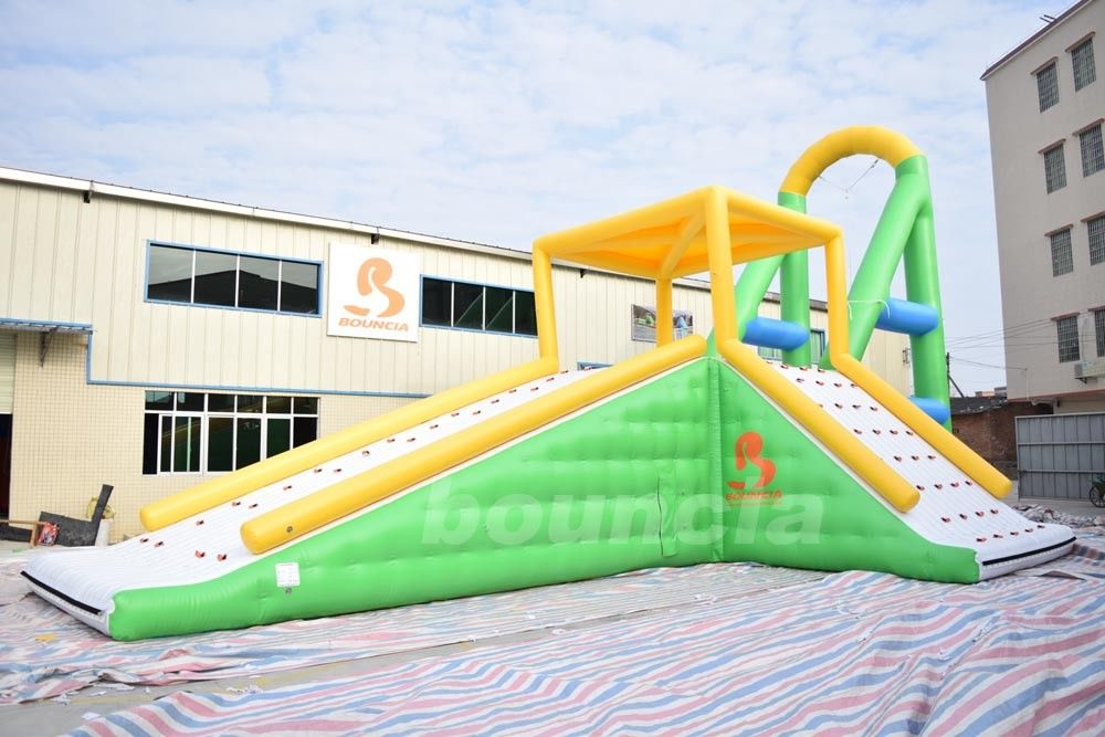Customized Inflatable Water Toys, Inflatable Action Tower Wirh Swing